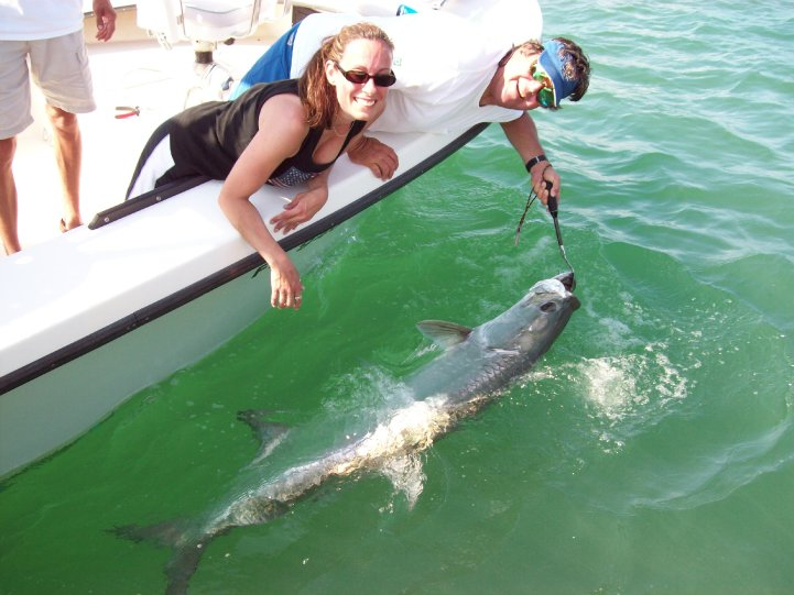 Tarpon fishing charters in florida absolute florida for Florida fishing vacations