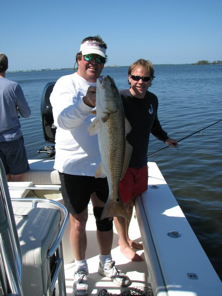 Redfish Fishing & Shallow Water Trolling around Florida | Absolute Florida Flats Fishing