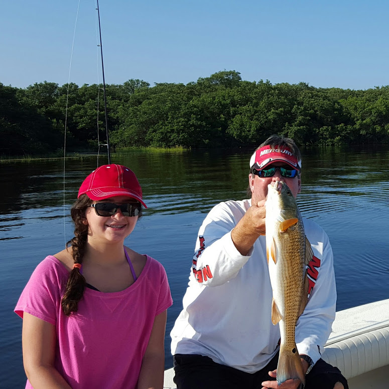 August Red-Fishing On Fire On The West Central FL. Gulf
