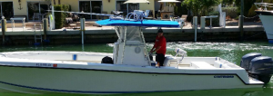 The perfect vessel for fishing Florida's Gulf Coast