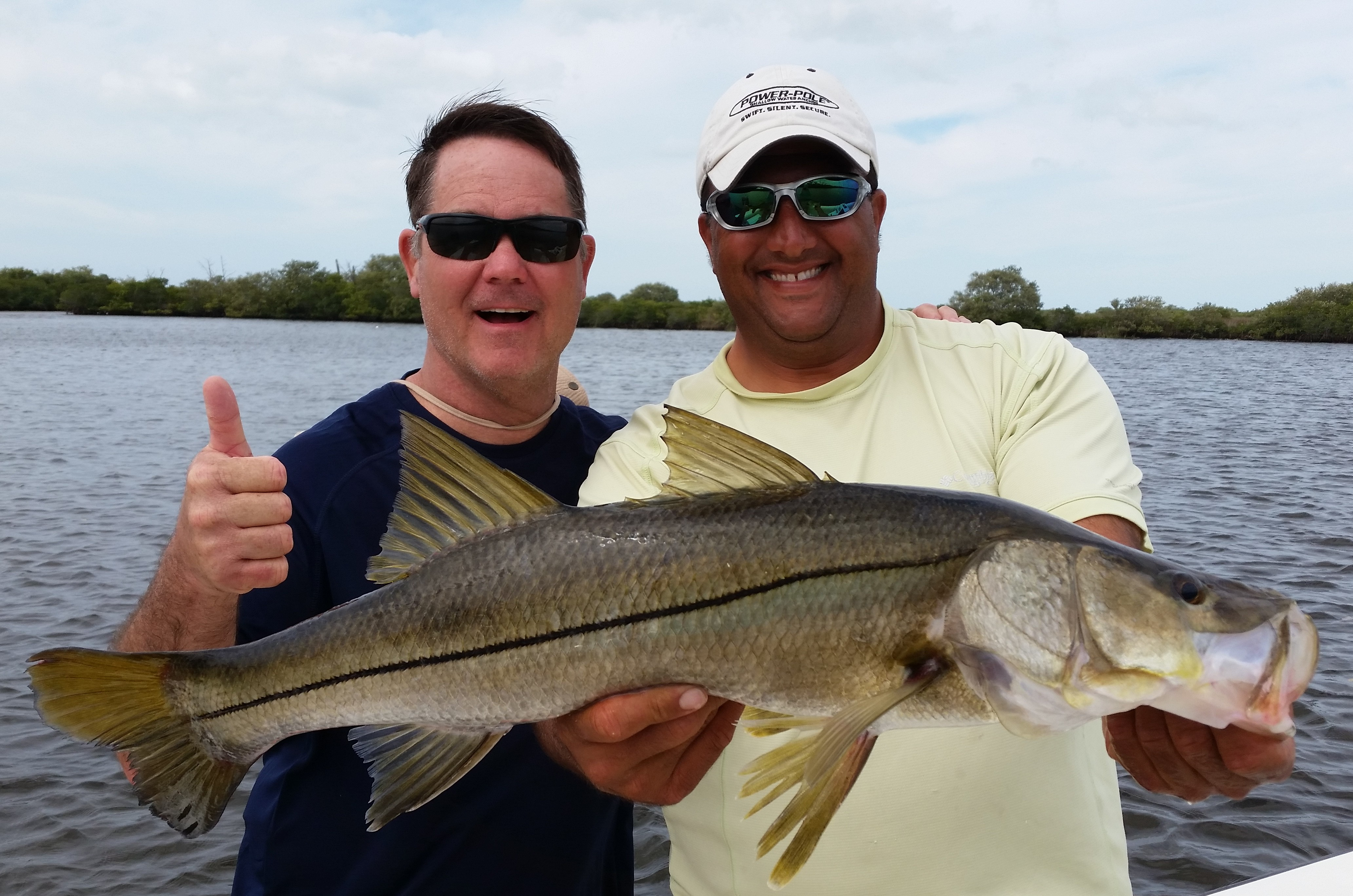 Spring Slams Redfish Snook And Trout Absolute