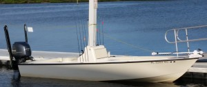 Custom built for superior flats fishing in Florida